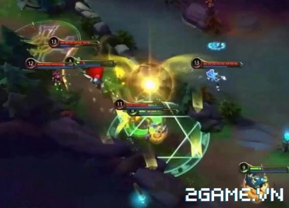 Huyền Thoại MOBA - Đội hình này sẽ hủy diệt đối thủ trong 20p 5