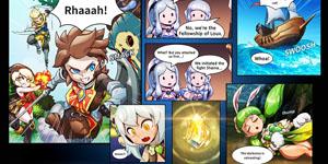 Light – siêu phẩm RPG tiến quân vào thị trường iOS