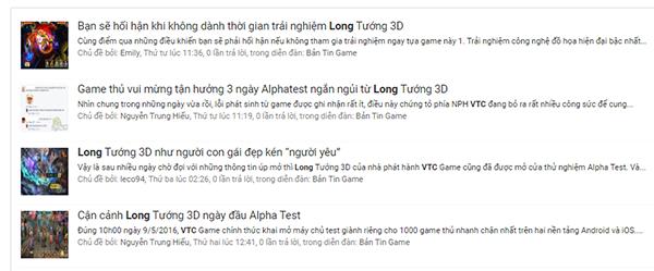 Long Tướng 3D được đánh giá cao vì đồ họa mãn nhãn 8