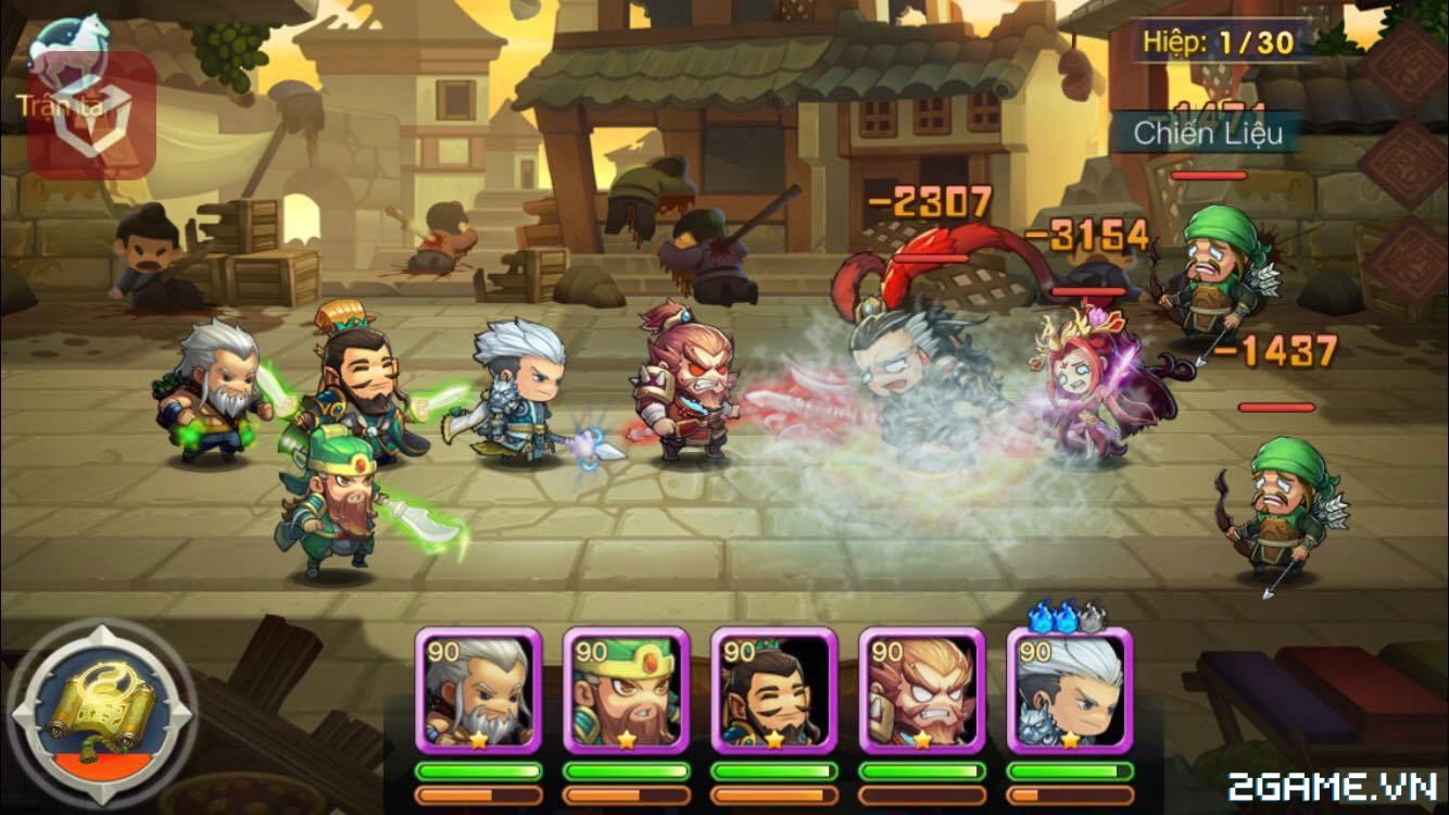Trải nghiệm Lữ Bố Truyện – Game chiến thuật hấp dẫn cho game thủ yêu thích Tam Quốc 4