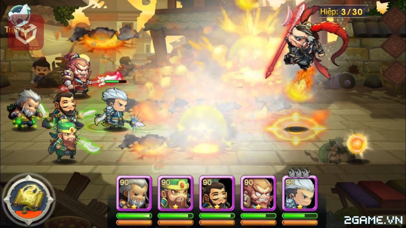 Trải nghiệm Lữ Bố Truyện – Game chiến thuật hấp dẫn cho game thủ yêu thích Tam Quốc 2