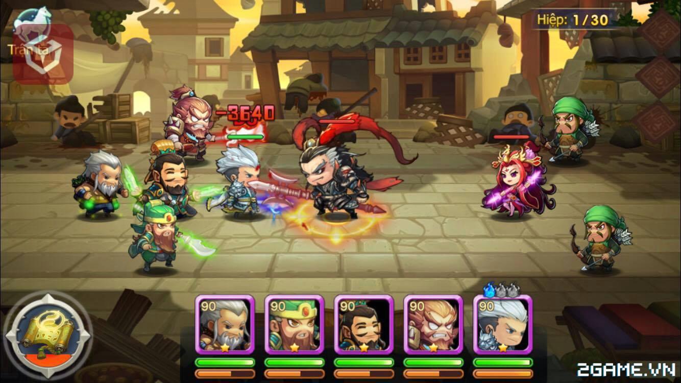 Trải nghiệm Lữ Bố Truyện – Game chiến thuật hấp dẫn cho game thủ yêu thích Tam Quốc 3