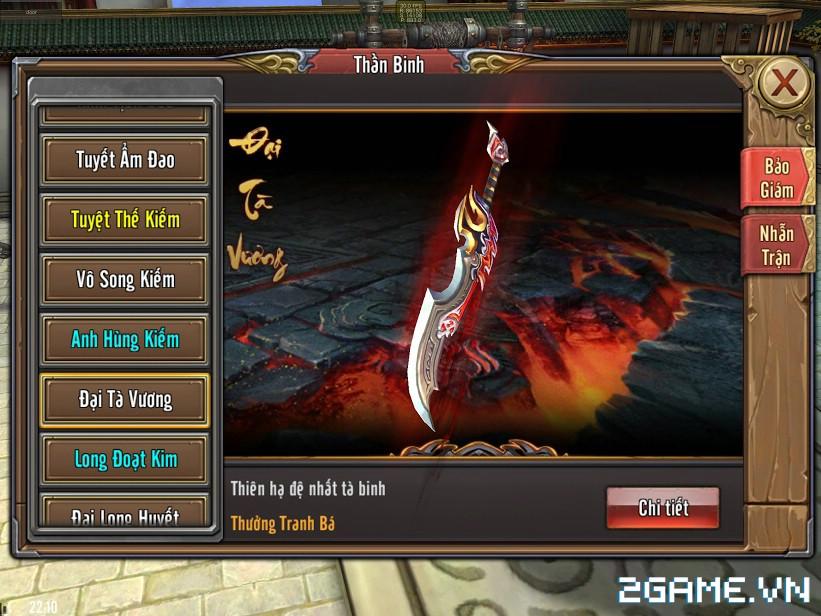 Phong Vân 3D: Thần binh Đại Tà Vương – bảo đao tuyệt tà tuyệt ác 2