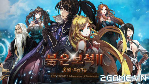 Red Stone 2 - bom tấn MMORPG 3D chính thức closed beta tại Hàn 0