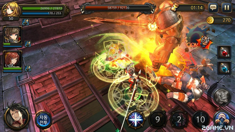 Red Stone 2 - bom tấn MMORPG 3D chính thức closed beta tại Hàn 1