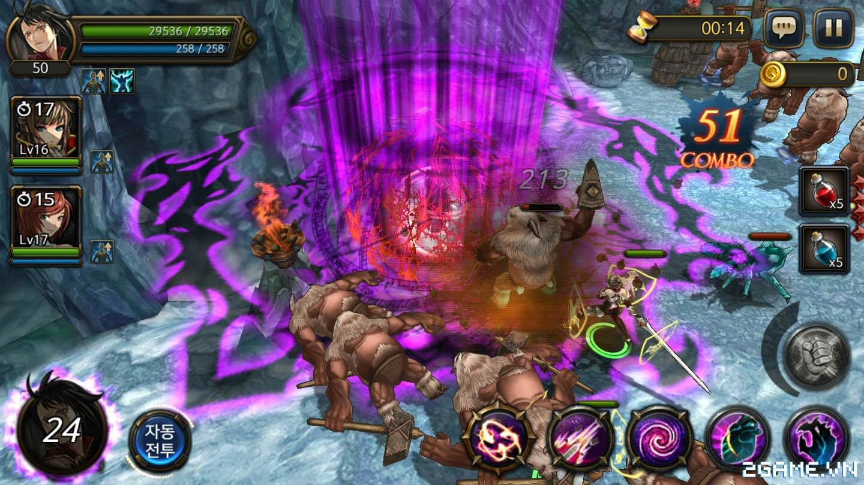 Red Stone 2 - bom tấn MMORPG 3D chính thức closed beta tại Hàn 2