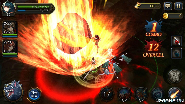 Red Stone 2 - bom tấn MMORPG 3D chính thức closed beta tại Hàn 3