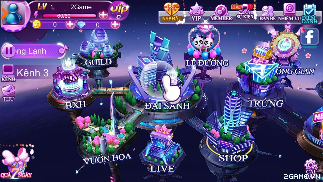 Hòa cùng âm nhạc với Super Dancer VN – Game vũ đạo giống Auditon 0