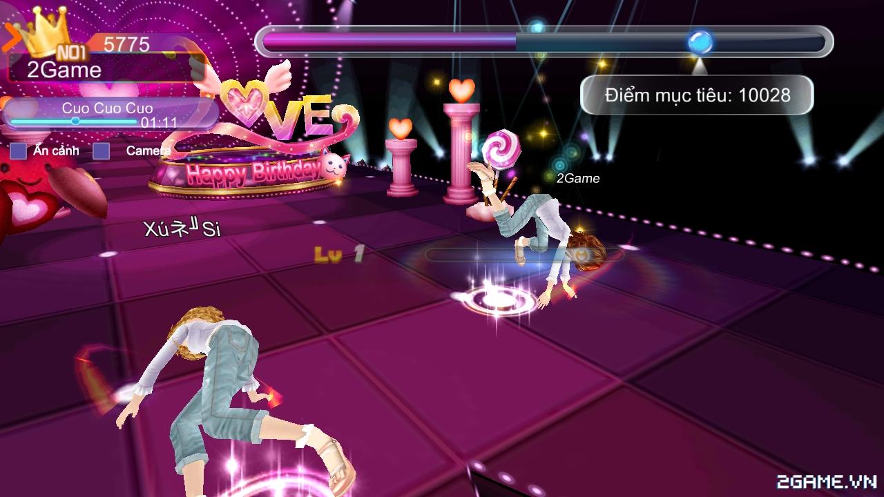 Hòa cùng âm nhạc với Super Dancer VN – Game vũ đạo giống Auditon 4