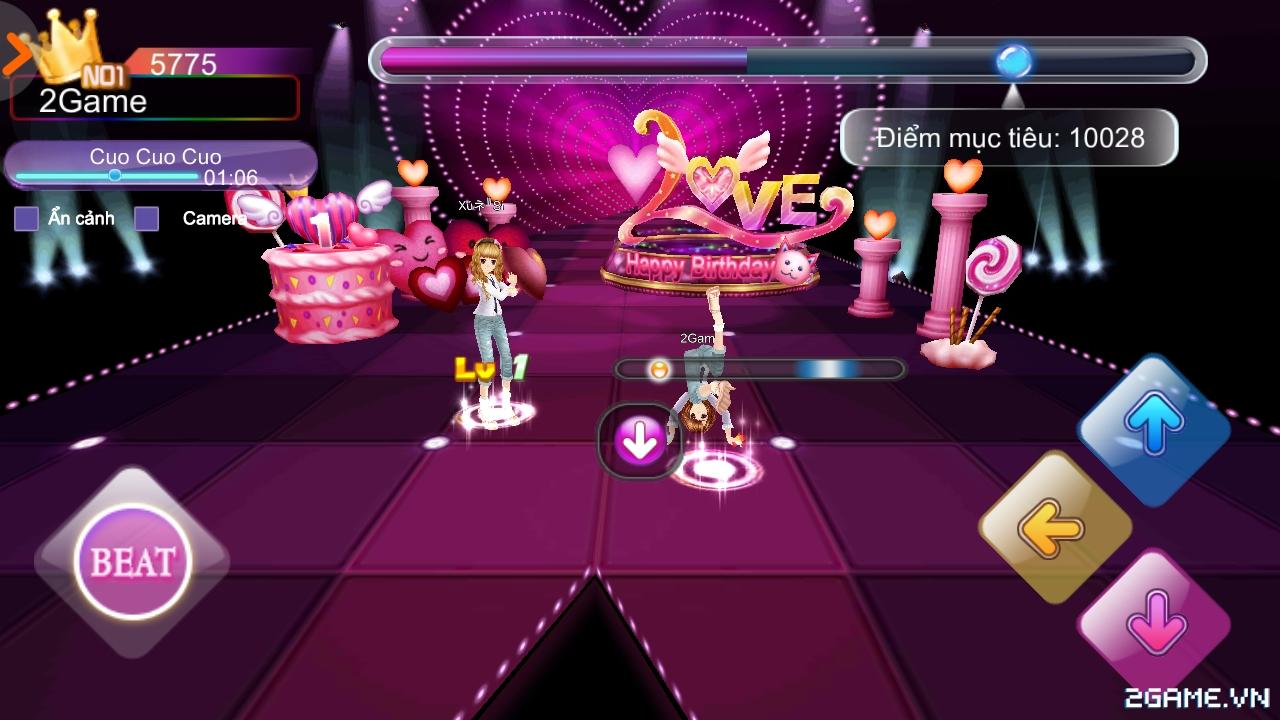 Hòa cùng âm nhạc với Super Dancer VN – Game vũ đạo giống Auditon 6
