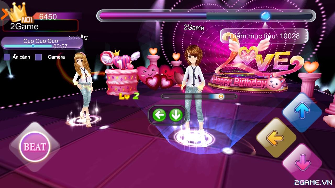 Hòa cùng âm nhạc với Super Dancer VN – Game vũ đạo giống Auditon 11