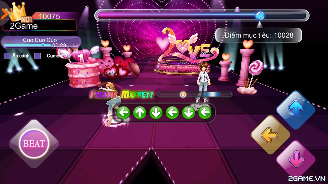 Hòa cùng âm nhạc với Super Dancer VN – Game vũ đạo giống Auditon 10