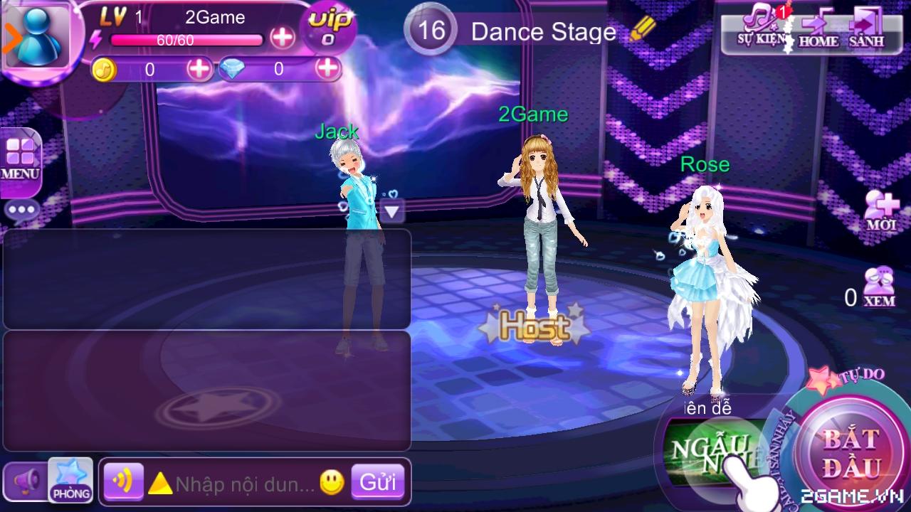 Hòa cùng âm nhạc với Super Dancer VN – Game vũ đạo giống Auditon 16