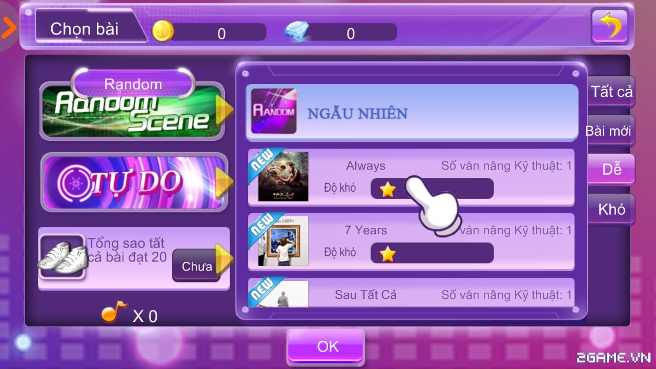 Hòa cùng âm nhạc với Super Dancer VN – Game vũ đạo giống Auditon 5