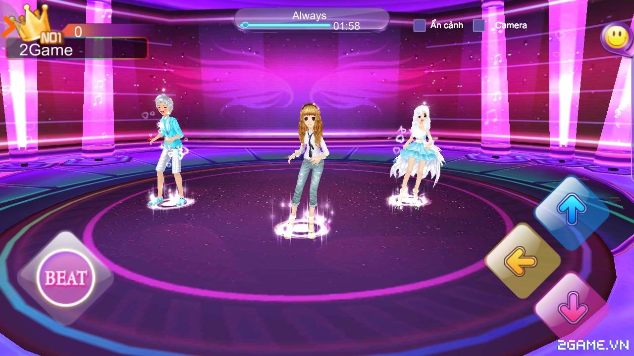 Hòa cùng âm nhạc với Super Dancer VN – Game vũ đạo giống Auditon 15