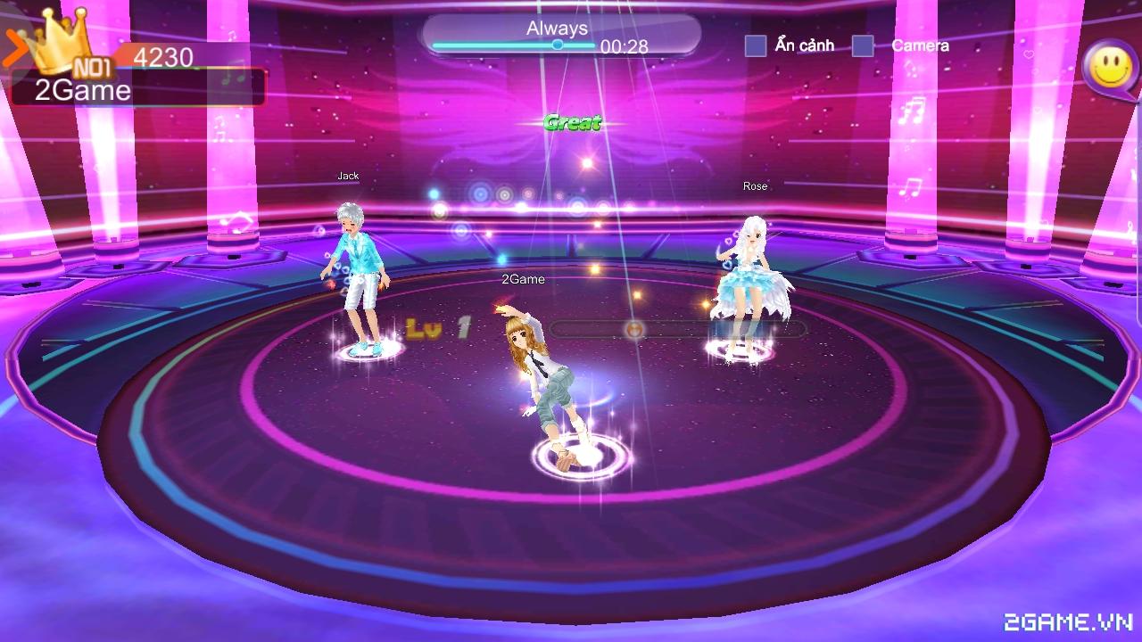 Hòa cùng âm nhạc với Super Dancer VN – Game vũ đạo giống Auditon 3