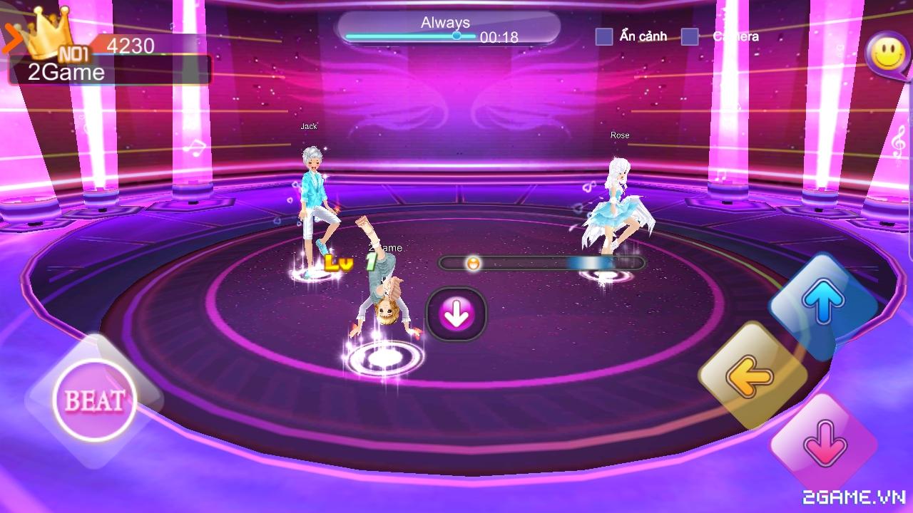 Hòa cùng âm nhạc với Super Dancer VN – Game vũ đạo giống Auditon 2