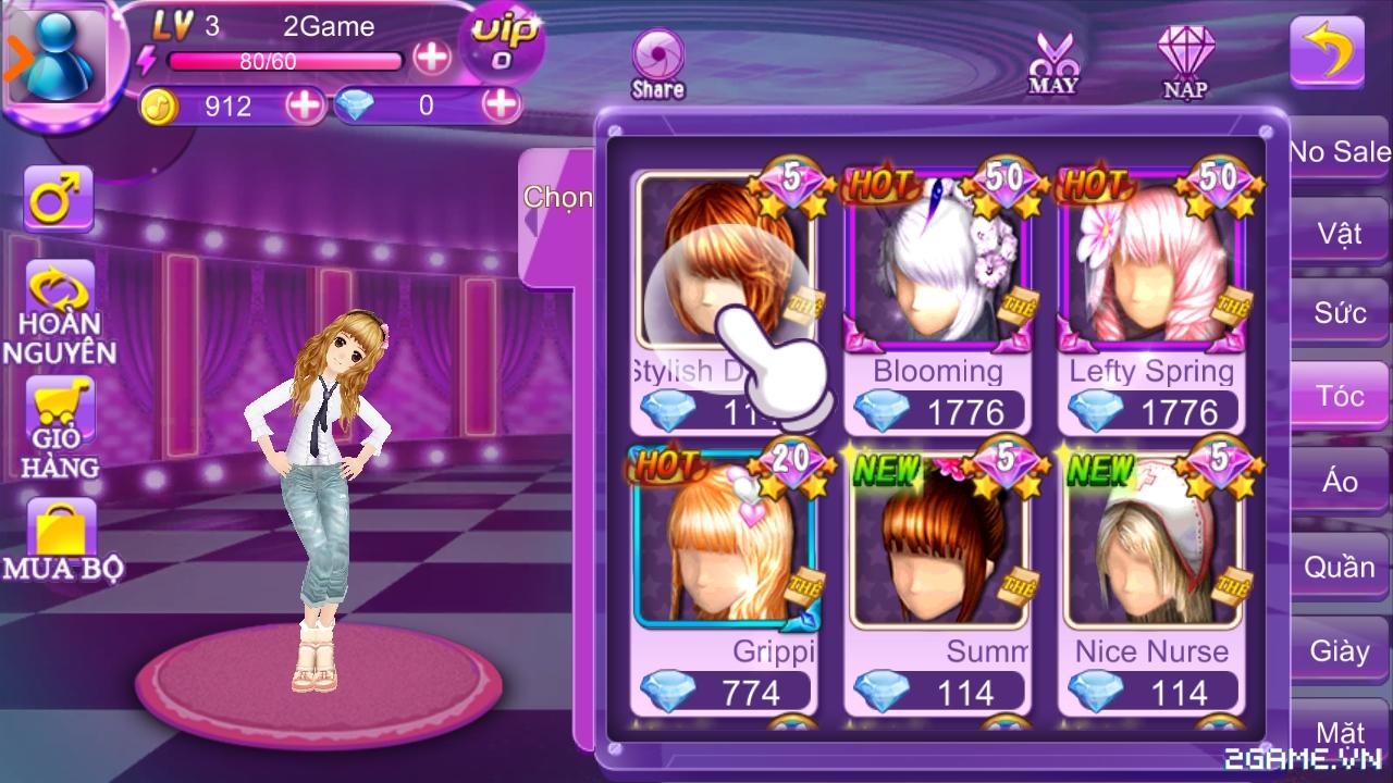 Hòa cùng âm nhạc với Super Dancer VN – Game vũ đạo giống Auditon 13