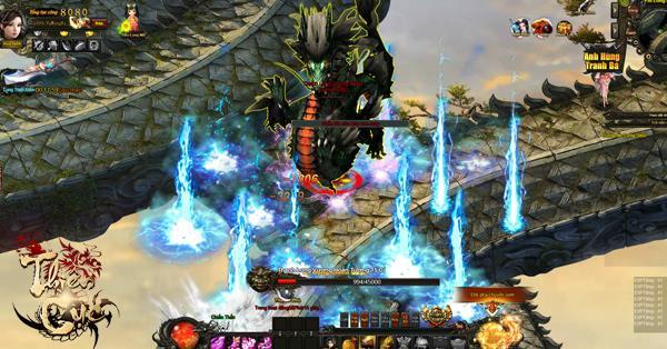 Thiên Cục - Siêu phẩm game RPG đã được cấp phép phát hành tại Việt Nam 0