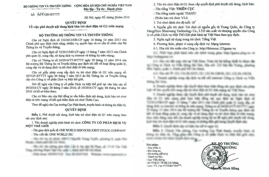 Thiên Cục - Siêu phẩm game RPG đã được cấp phép phát hành tại Việt Nam 1