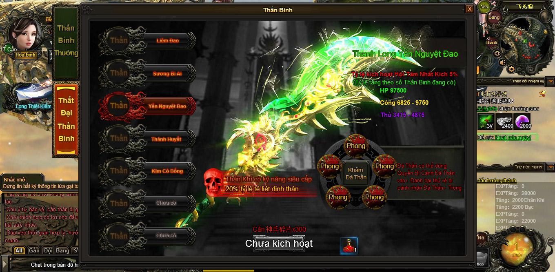 Thiên Cục - Siêu phẩm game RPG đã được cấp phép phát hành tại Việt Nam 2