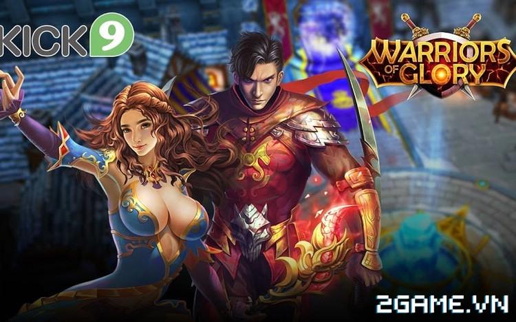 Warriors of Glory thoả mãn cơn khát hành động điên cuồng của cộng đồng game thủ 0