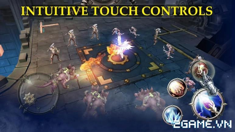 Warriors of Glory thoả mãn cơn khát hành động điên cuồng của cộng đồng game thủ 1