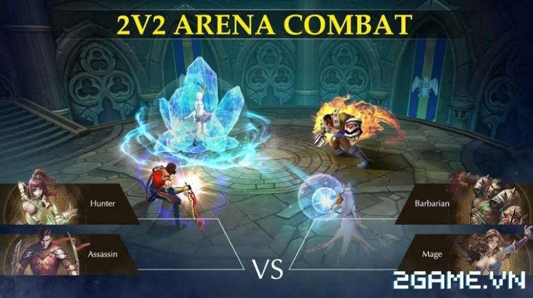 Warriors of Glory thoả mãn cơn khát hành động điên cuồng của cộng đồng game thủ 3