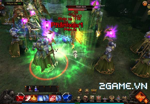 Anh Hùng MU: Fan MU Online hết hồn trước sự xuất hiện của phiên bản webgame 3D 0