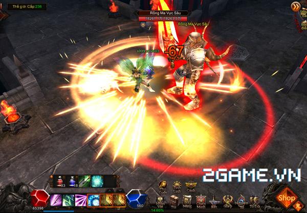 Anh Hùng MU: Fan MU Online hết hồn trước sự xuất hiện của phiên bản webgame 3D 1