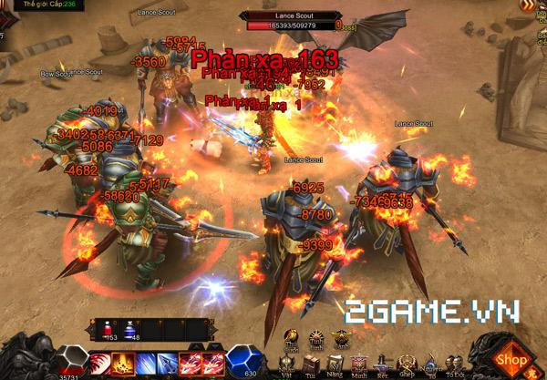 Anh Hùng MU: Fan MU Online hết hồn trước sự xuất hiện của phiên bản webgame 3D 4