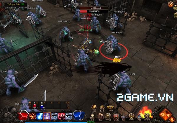 Anh Hùng MU: Fan MU Online hết hồn trước sự xuất hiện của phiên bản webgame 3D 5
