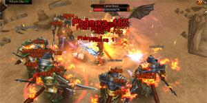 Anh Hùng MU: Fan MU Online hết hồn trước sự xuất hiện của phiên bản webgame 3D