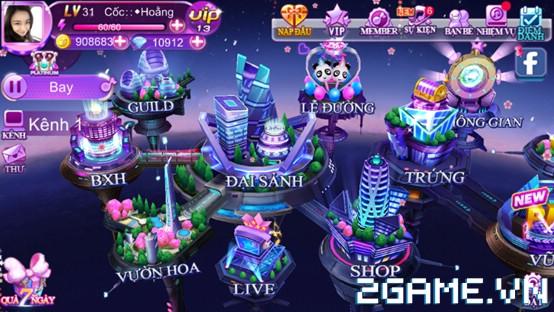 Super Dancer VN - Tìm hiểu Đại Sảnh 0