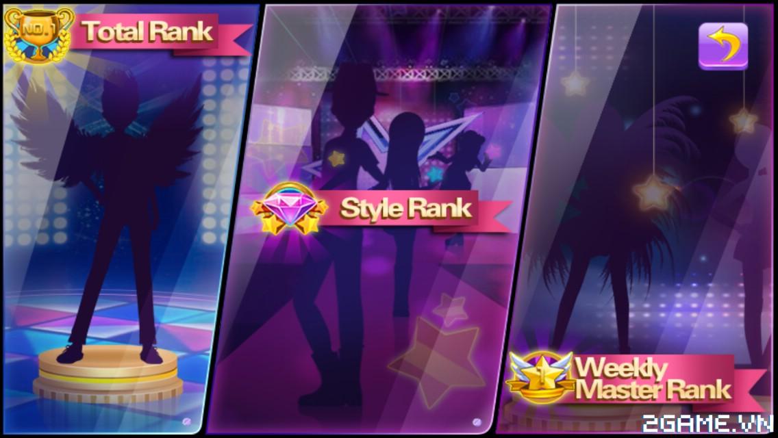 Super Dancer VN – Tìm hiểu Bảng Xếp Hạng