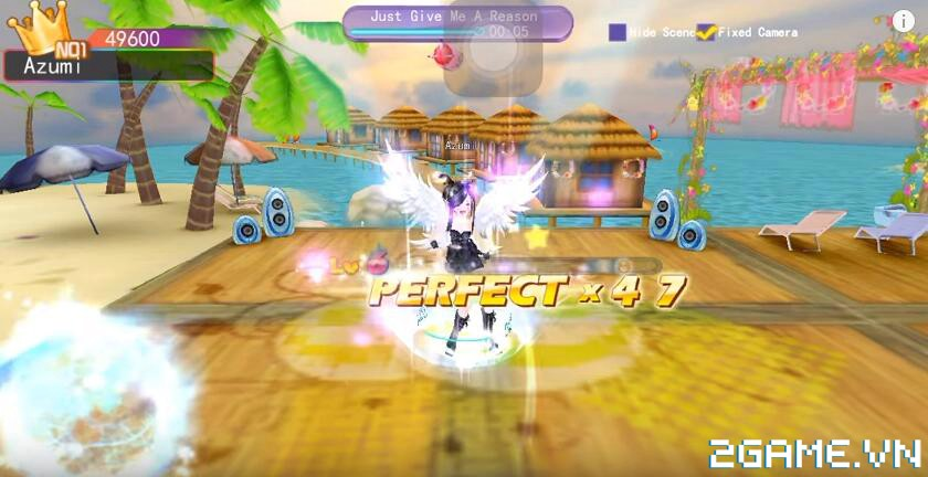 Super Dancer VN – Hướng dẫn Perfect Liên Tục