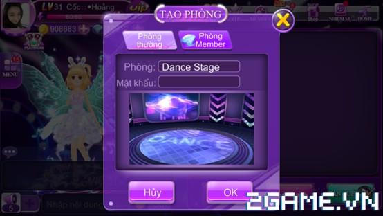 Super Dancer VN - Tìm hiểu Đại Sảnh 3
