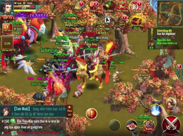 Chinh Đồ Mobile - Cống hiến quá ít, một Bang chủ game online suy sụp khi bị thành viên truất quyền 5