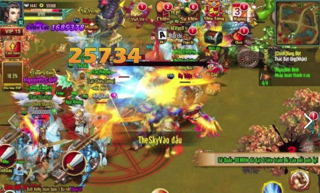 Chinh Đồ Mobile - Cống hiến quá ít, một Bang chủ game online suy sụp khi bị thành viên truất quyền 6