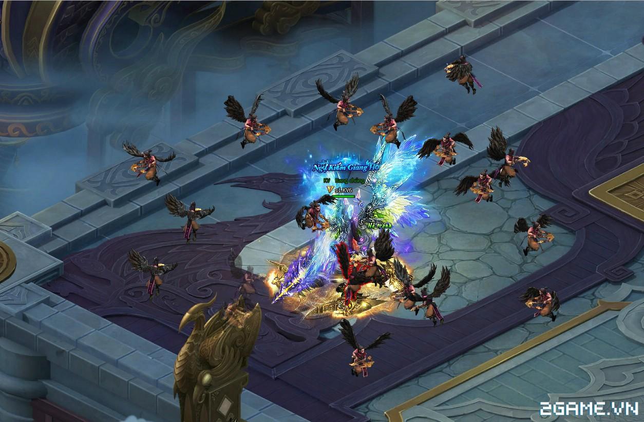 6 game online hay của VNG đã và chuẩn bị ra mắt game thủ Việt 3