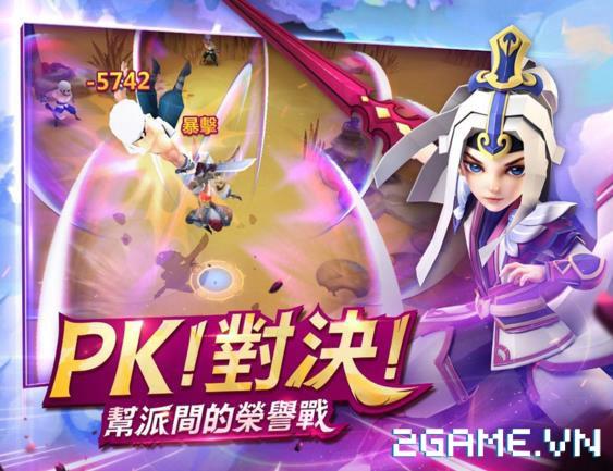 Thiên Hạ Anh Hùng Chí - Game MMORPG thế lực chiến toàn server 0