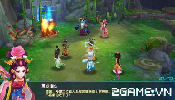 Thục Sơn Cứu Thế Kiếm - Game thẻ bài RPG thế hệ mới 5