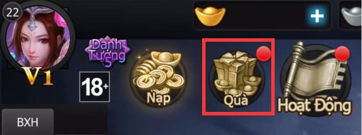 3Q 360Mobi tặng giftcode cho game thủ 2Game 3