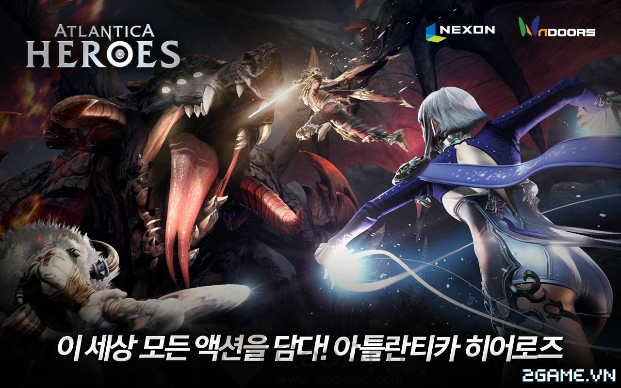 Atlantica Heroes - Bom tấn Atlantica cuối cùng cũng đặt chân lên mobile 0