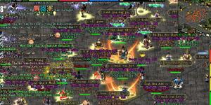 Cả nghìn game thủ Võ Lâm Truyền Kỳ đang ngồi treo máy giữa thành vì bức xúc