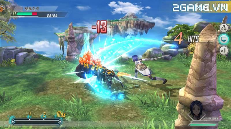 Sword Art Online – Black Swordsman: Tuyệt phẩm JPRG sống dậy trên nền tảng Mobile 9