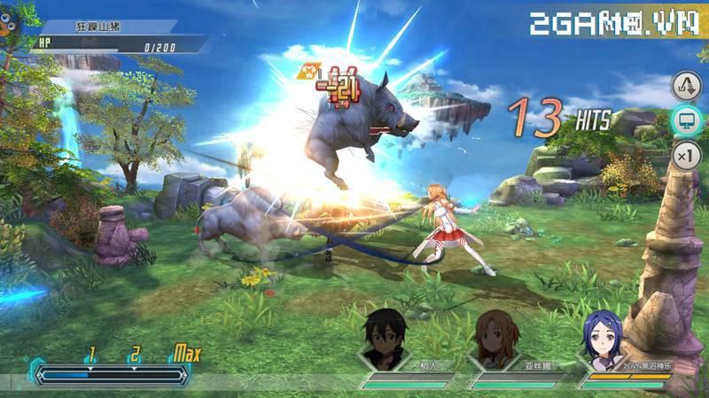 Sword Art Online – Black Swordsman: Tuyệt phẩm JPRG sống dậy trên nền tảng Mobile 10