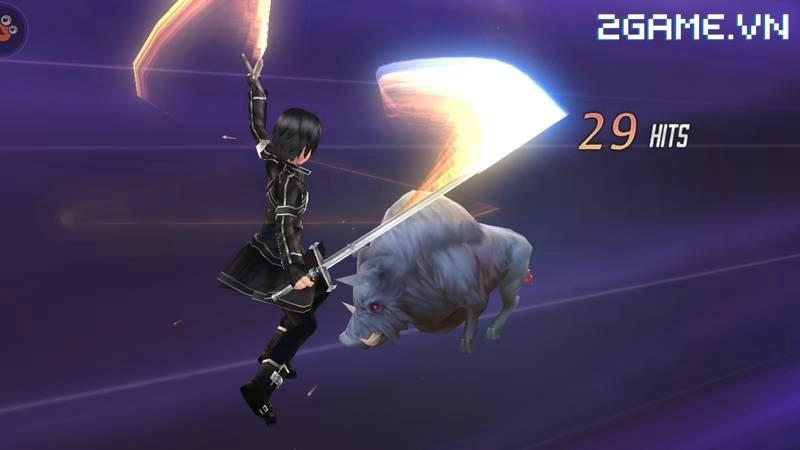 Sword Art Online – Black Swordsman: Tuyệt phẩm JPRG sống dậy trên nền tảng Mobile 11