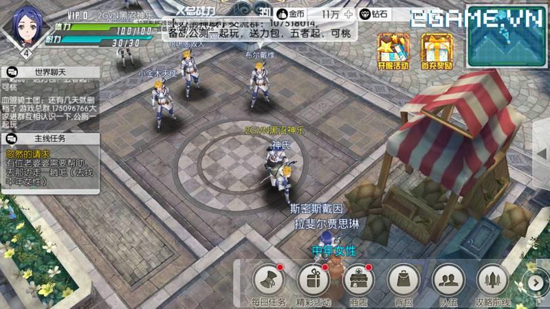 Sword Art Online – Black Swordsman: Tuyệt phẩm JPRG sống dậy trên nền tảng Mobile 15
