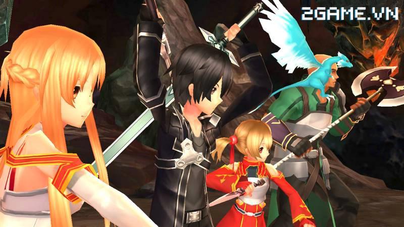Sword Art Online – Black Swordsman: Tuyệt phẩm JPRG sống dậy trên nền tảng Mobile 2